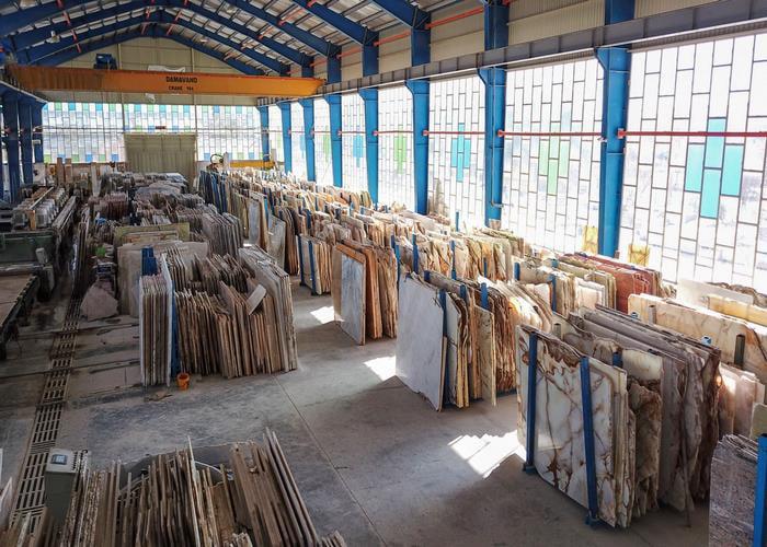 خرید مستقیم سنگ از اصفهان